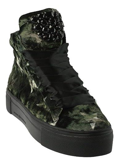 kommt an klassisch abholen Kennel & Schmenger | High Top Sneaker - grün - oliv, Farbe ...