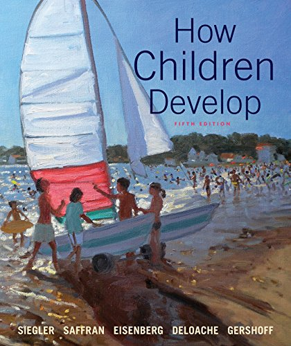 How Children Develop cover