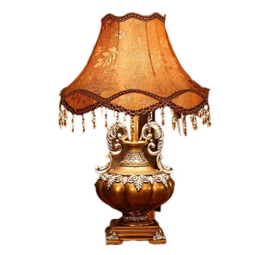Tmy Art Resin Table Lamps Living Room Large Table Light