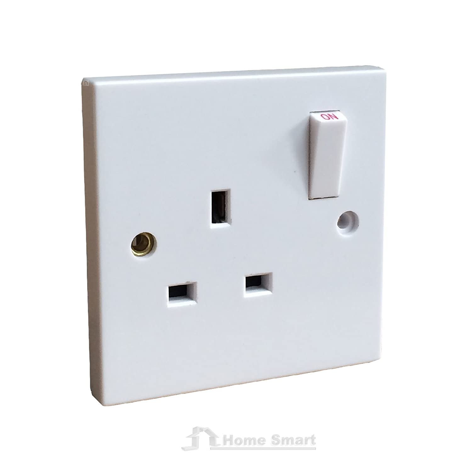 Single Wall Socket  for Wall Switches And Sockets  66plt