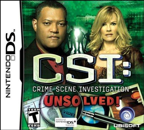 CSI: Unsolved