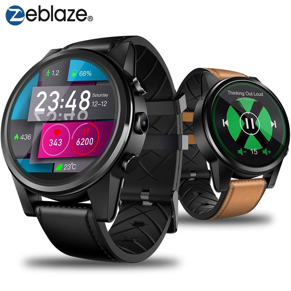 Festnight Zeblaze Smart Watch WiFi BT4.0 Android 7.1.1 Quad ...