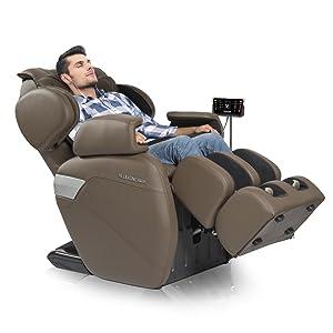 2018 Best New Full Massage Chair Zero Gravity Shiatsu Chair