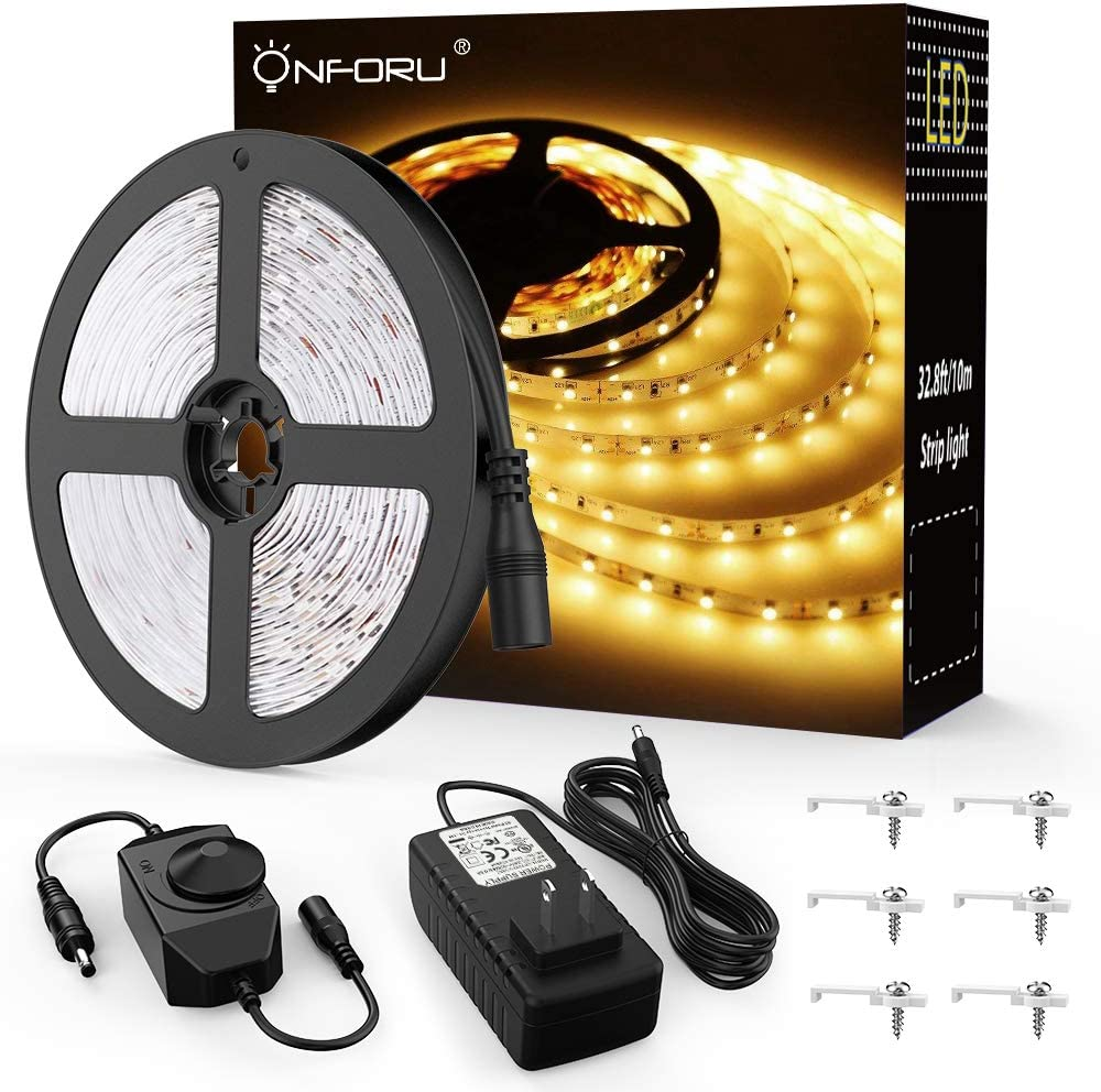 water-resistant New LED Clip-On Lights Set 2pce Super-bright