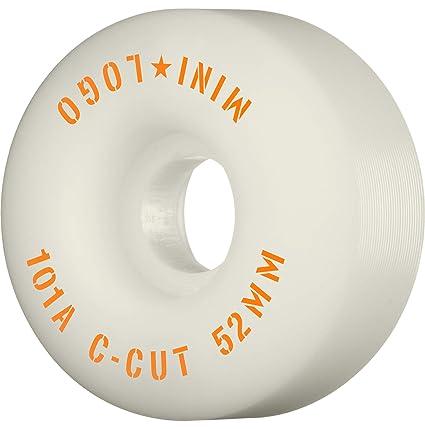 Mini Logo C-Cut 2 /• 52mm X 101A /• White