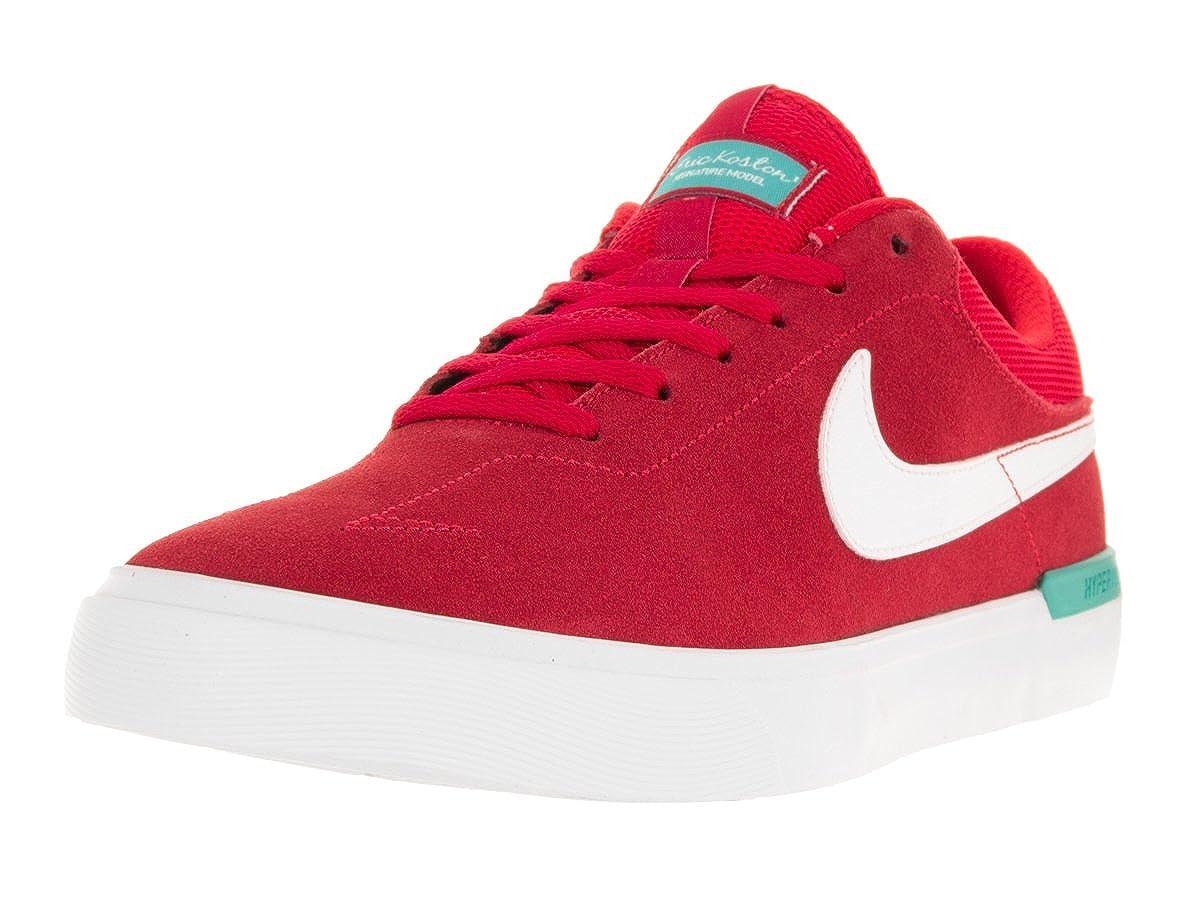 Fiel entrenador policía  Buy Nike Men's SB Koston Hypervulc University Red/White/Clr Jade Skate Shoe  10. 5 Men US at Amazon.in