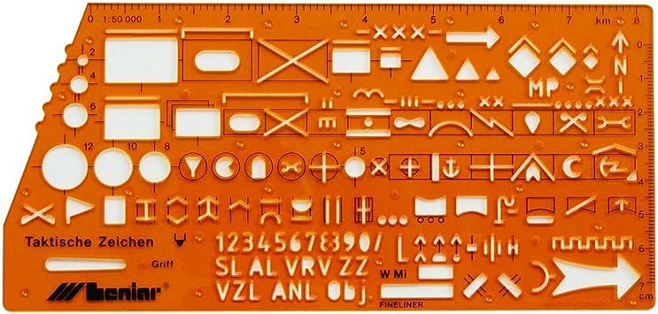 La OTAN ejército Militar Mapa Marca diseño de Serie 1: Amazon.es: Deportes y aire libre