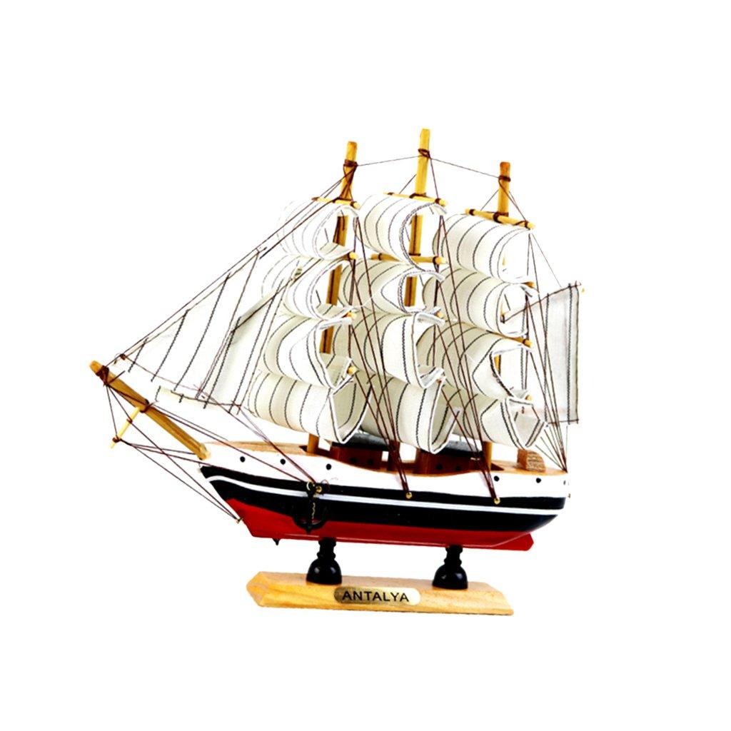 本物保証!  Jiliオンライン9.5インチ手作りホームデコレーションNautical木製海賊船ヨットボートモデル装飾 B07BF8DT3R as described ホワイト 4ca47918839d56f56e8edb2cf3cf2b00 B07BF8DT3R described ホワイト ホワイト as described, ザイス-ヤマザキ:f3a88f5b --- arcego.dominiotemporario.com