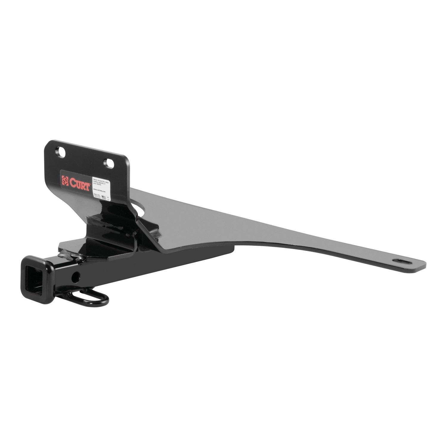 Curt Manufacturing 11140 1-1//4 Class 1 Trailer Hitch Receiver for 2006-2011 Saab 9-3 Sport Combi Wagon with Dual Exhaust