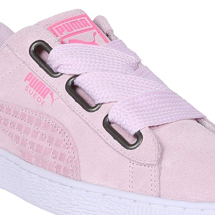 21b01776cb556 Puma Women's Suede Heart Street 2 Wn s Sneakers