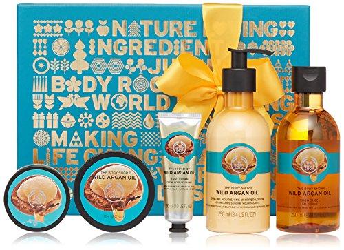The Body Shop Wild Argan Oil Premium Selection Medium Gift