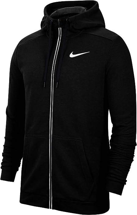 Nike M NK Dry Hoodie Fz Fleece Sweat Shirt Homme