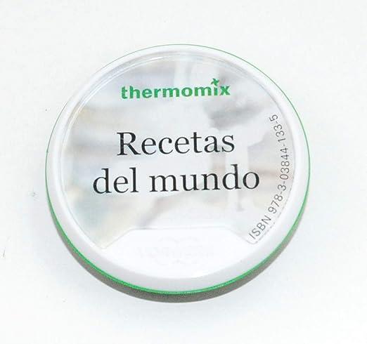 Libro Digital Recetario Thermomix Tm5recetas Del Mundo