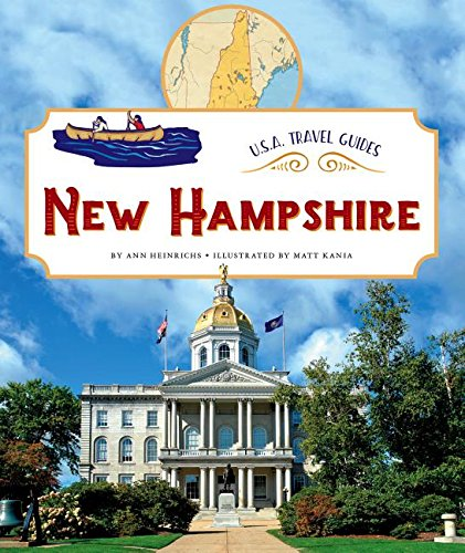 New Hampshire (U.S.A. Travel Guides)
