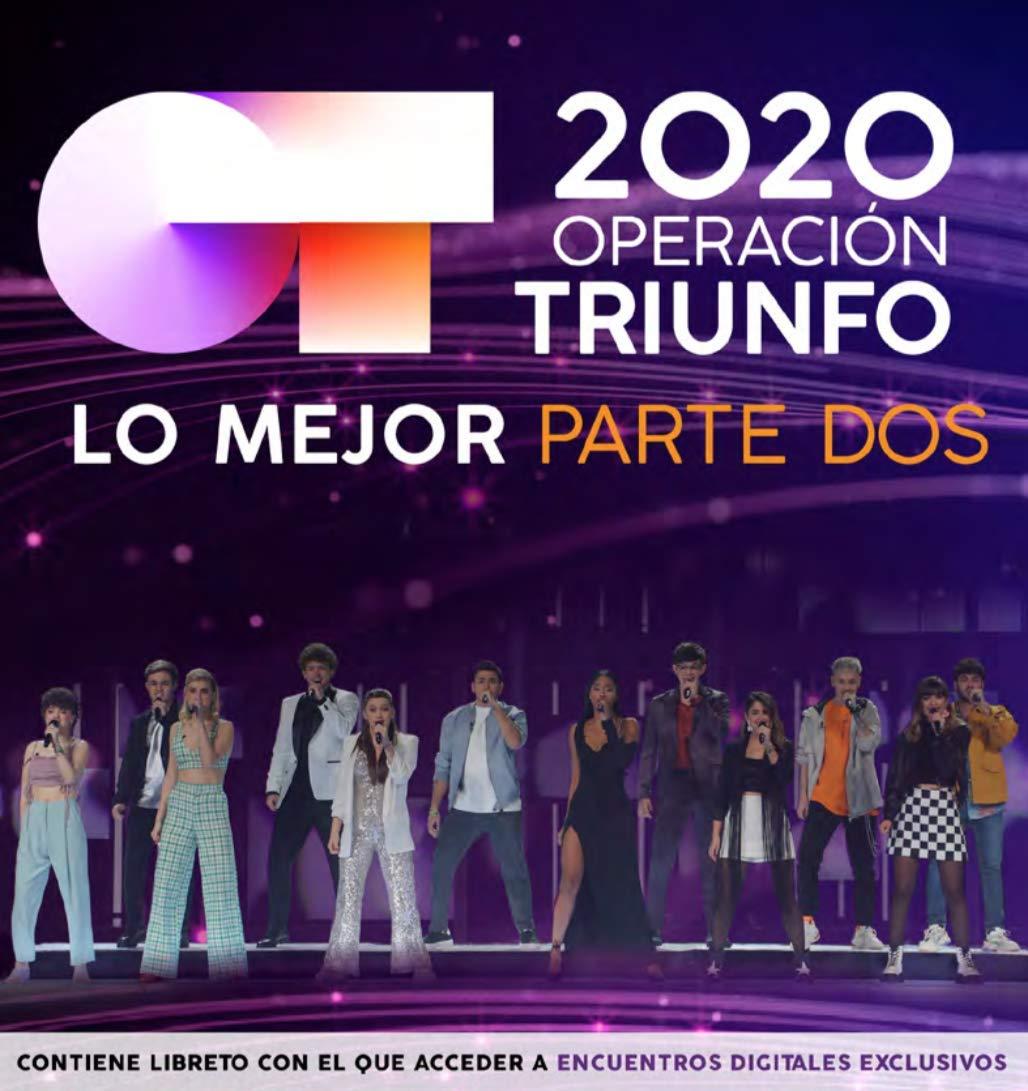 Operación Triunfo 2020 Lo Mejor - Parte II: Varios, Varios: Amazon.es: Música