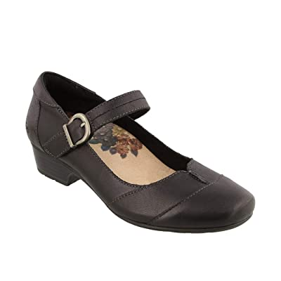 Taos Footwear Women's Balance Mary Jane   Flats