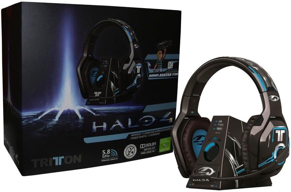 TRITTON Warhead 7.1 Dolby Wireless Headset for Xbox 360