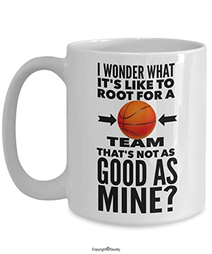 Basketball Mug Not As Good Mine