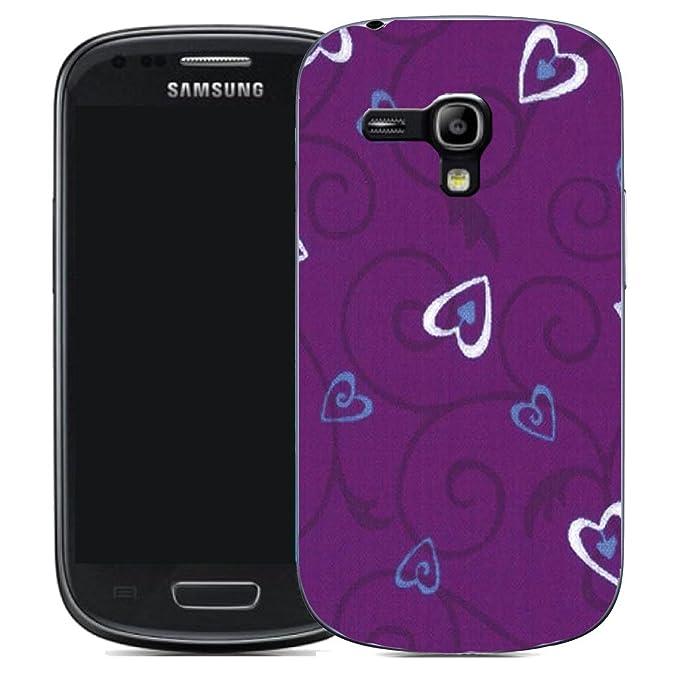 New duro Printed Beau Arts carcasa para Samsung Galaxy S3 ...