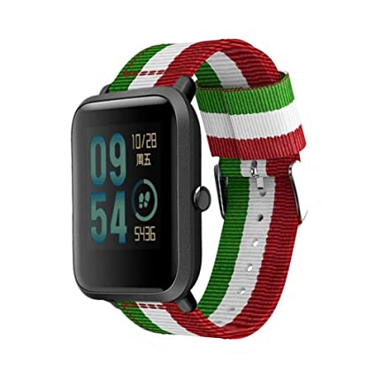 Amazon.com : Outsta For Xiaomi Huami Amazfit Bip Watch Band ...