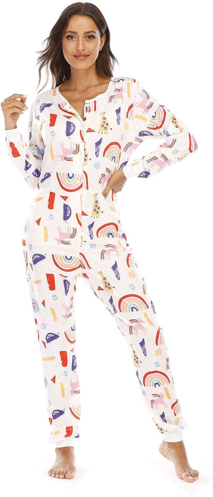 Lindo Kawaii Onesie Pijama Hogar Mono Mujeres Adulto Monos ...
