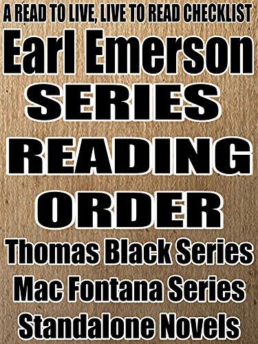 earl emerson thomas black series - 8
