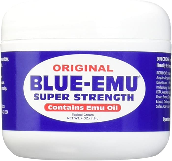 Top 10 Miracle Emu Oil