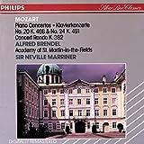 Mozart: Piano Concertos No. 20 K. 466 & No. 24 K. 491; Concert Rondo K. 382