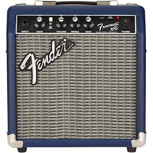 Fender Frontman 10G Electric Guitar Amplifier - Midnight Blue