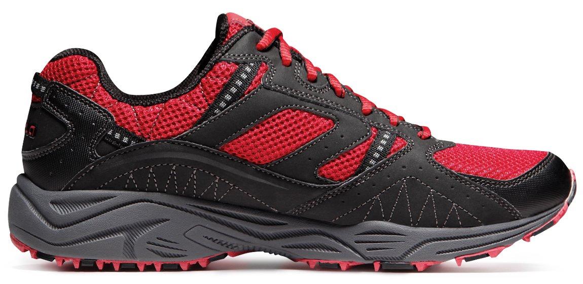 TSLA Mens Outdoor Sneakers Trail Running Shoe T330//T320
