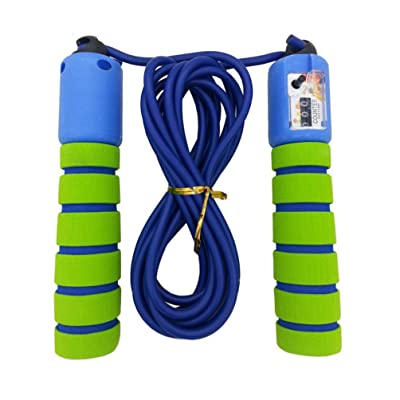 BESPORTBLE 1 pcs Lightweight Jump Rope Skipping Ropes with Anti-Slip Handles for Execrise: Sports & Outdoors
