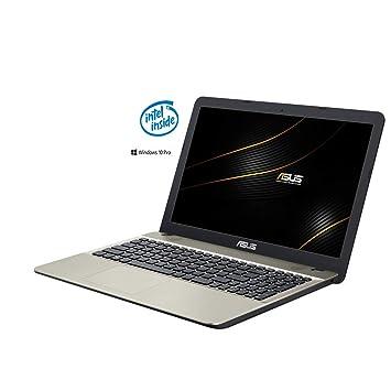 ASUS VivoBook Notebook, 15.6 HD LED, procesador Intel Dual Core 3350 M,