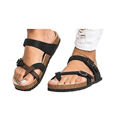 c58dfcd238e2 Amazon.com  KOKOBUY Women s Gladiator Sandals