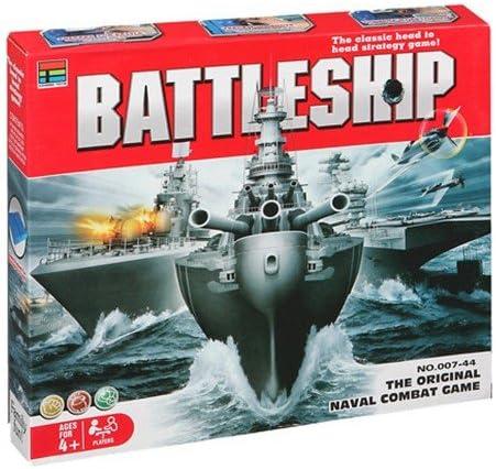 Juego de Mesa La Guerra de los Barcos: Amazon.es: Juguetes y juegos