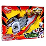 : Power Rangers Jungle Fury Exclusive Roleplay Battle Gear Rhino Blade
