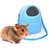 Per Small Animal Pet Carrier Bag Breathable Portable Traveling Outgoing Cage For Hamster Guinea Pig Hedgehog Rat Chinchillas