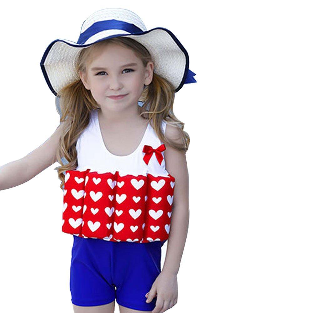 ホットセール LSERVER キッズ Love ワンピース水着 フロートスーツ ベスト Boxer ライフジャケット 1-2 year Red B071PBT5CY Love Boxer B071PBT5CY, サイクルショップPONY:ee1387b5 --- a0267596.xsph.ru
