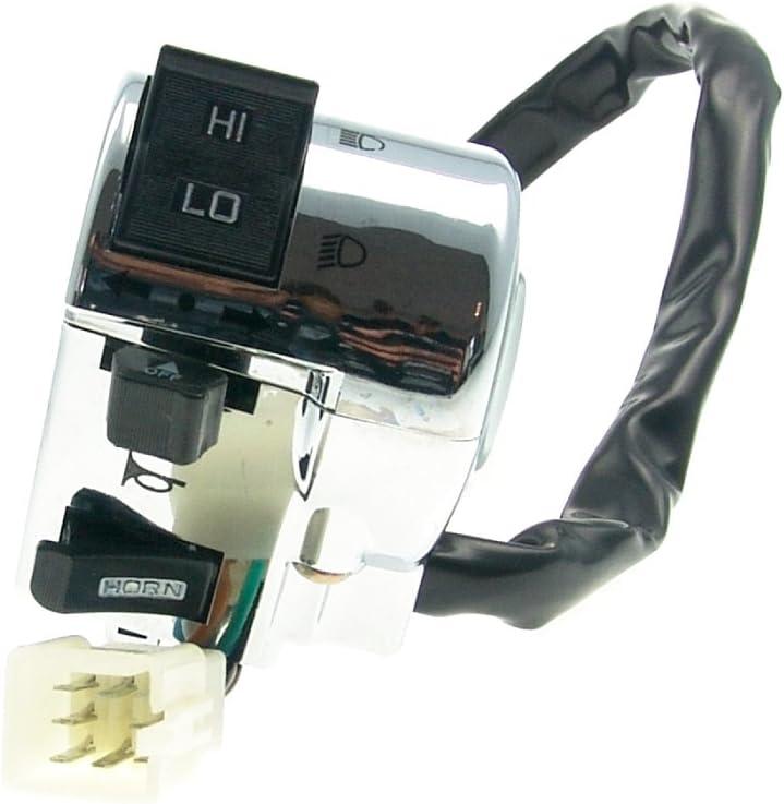 Schaltereinheit links mit Bremshebel ZNEN ZN50QT-11