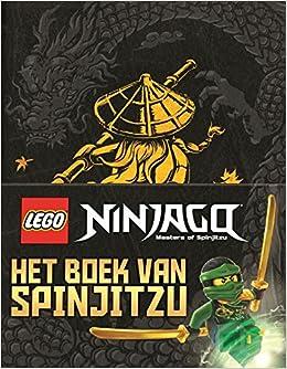 Het boek van Spinjitzu Lego Ninjago masters of Spinjitzu ...