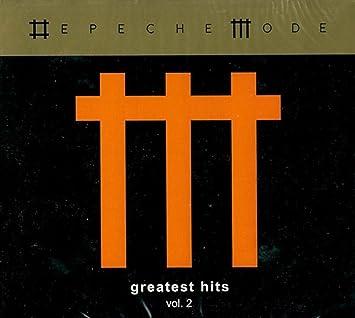 DEPECHE MODE GREATEST HITS Vol2 2CDImport