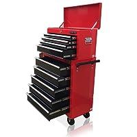 US Pro Tools Abordable Coffre à outils Boîte à outils Outil Cabinet Servante d'atelier Boîte à outil Roller Cab
