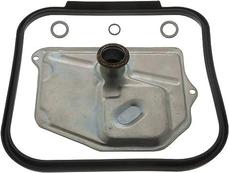 Febi Bilstein 08884 Getriebeölfiltersatz Für Automatikgetriebe Mit Ölwannendichtung Und O Ring 1 Stück Auto