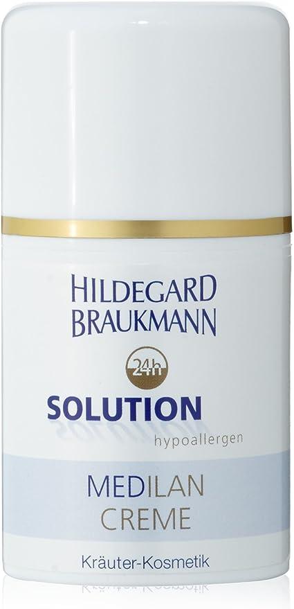 Hildegard Braukmann 24 Solución hipoalergénico femme/mujer, crema Medilan, 1er Pack (1 x 50 ml): Amazon.es: Belleza