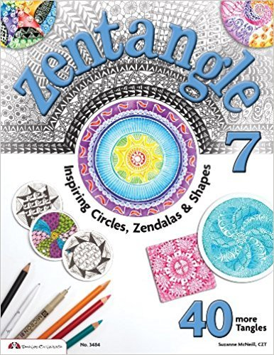 Zentangle 7: Inspiring Circles, Zendalas & Shapes by DESIGN ORIGINALS