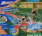 Best Banzai Kiddie Pools - Banzai Speed Blast Dual Racing Slide Slip N Review