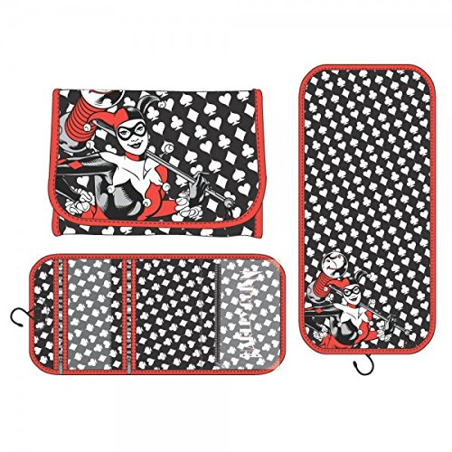 Harley Quinn Makeup Bag - 7