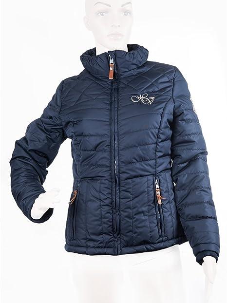HV Polo – Mujer chaqueta de equitación Fia, azul marino: Amazon.es ...