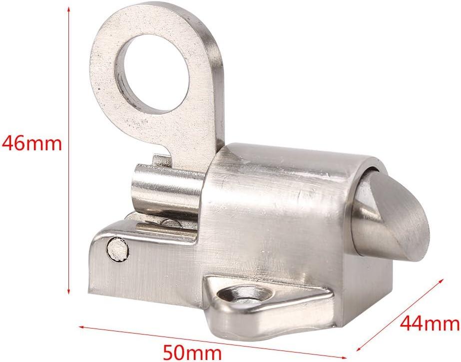 50 x 44 x 46 mm Verriegelungsschloss mit Feder Zinklegierung