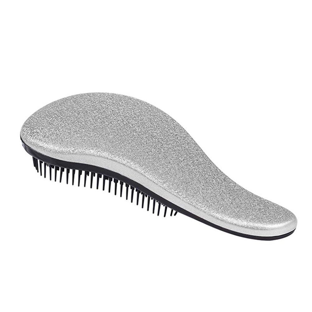 Brosse démêlante/peigne démêlant, à utiliser sur cheveux emmêlés, secs ou humides