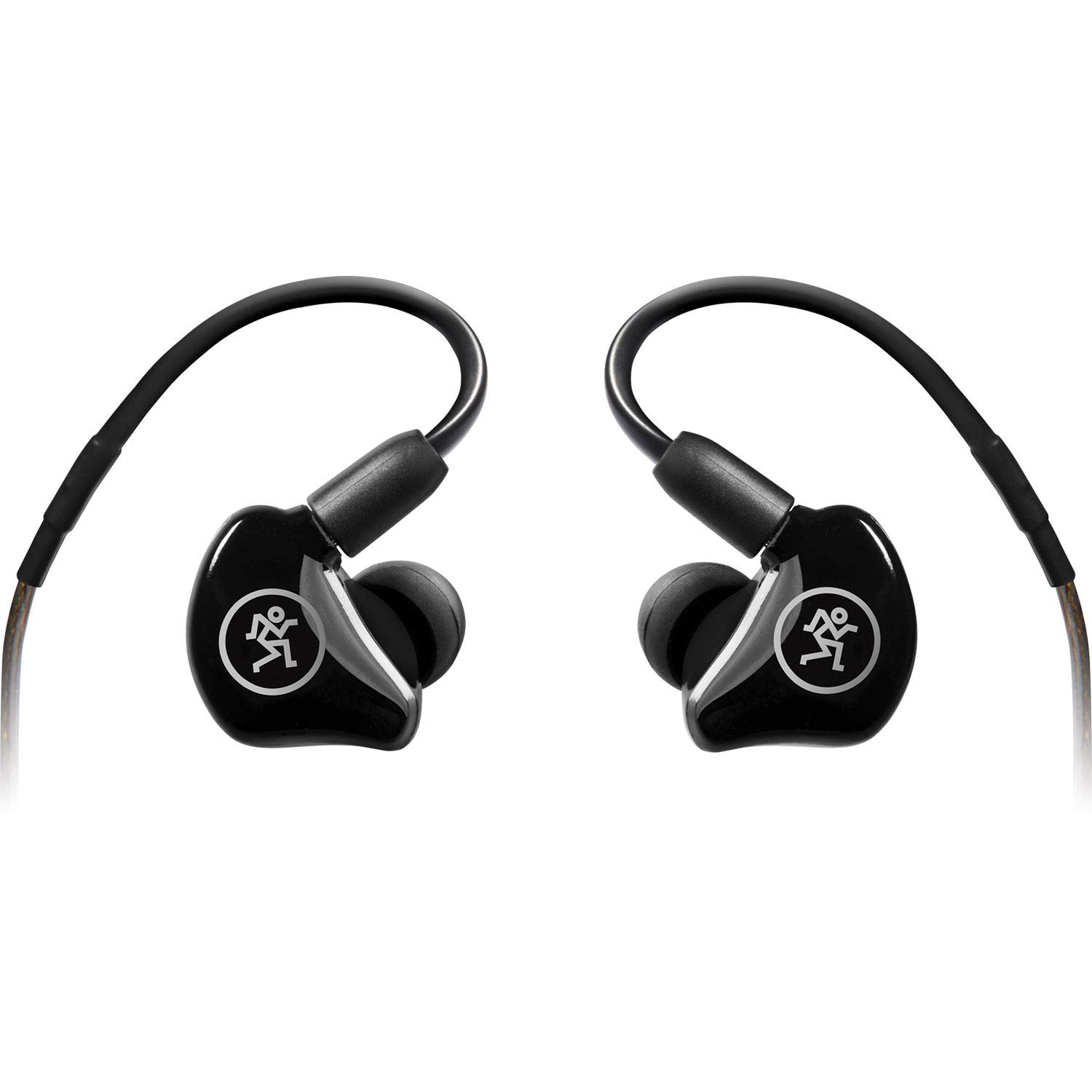 Mackie MP-220 Dual Dynamic Driver Professional In-Ear Monitors with 1 Year EverythingMusic Extended Warranty Free